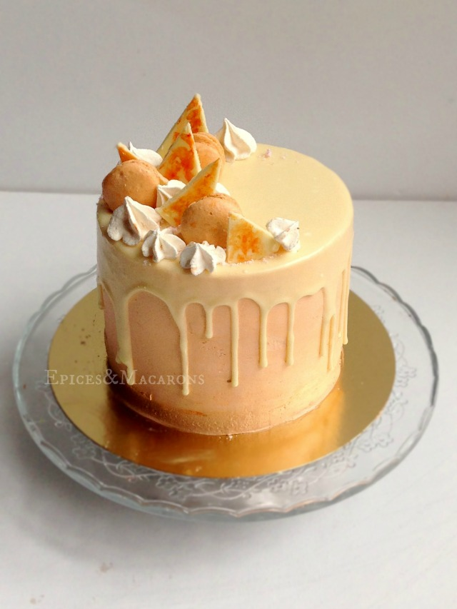 Layer Cake Completement Mangue